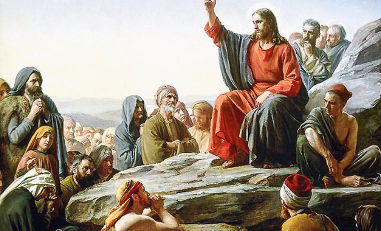 Jan 2018 Mass – Homily
