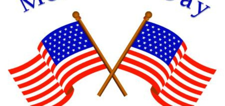 Special Event : Memorial Day Weekend Mass