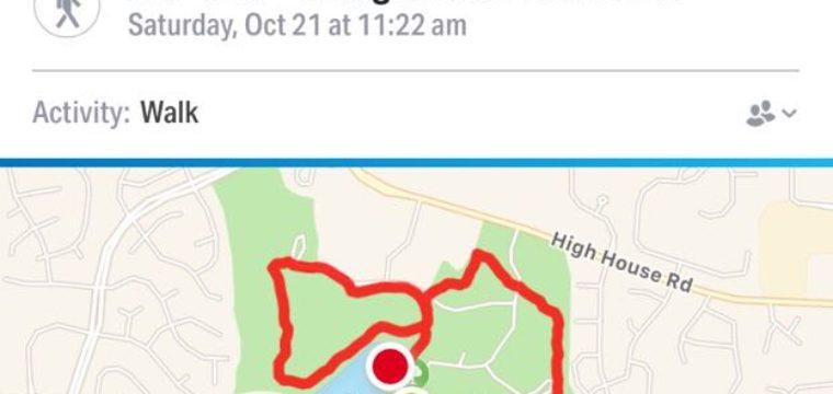 Inaugural 5K Walk/Run