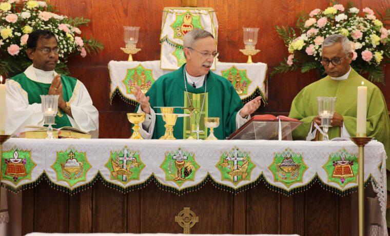 Bishop Mass – October 2019